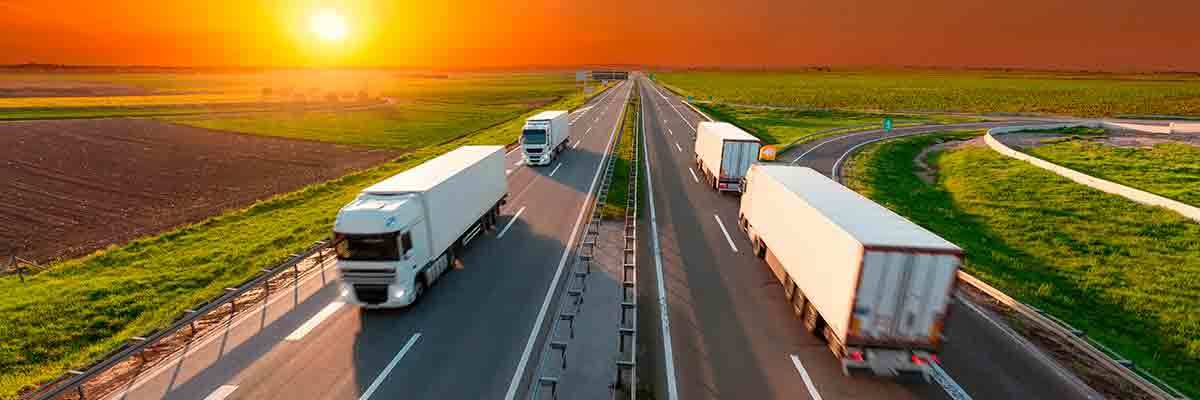 Ground Freight Trucking Services