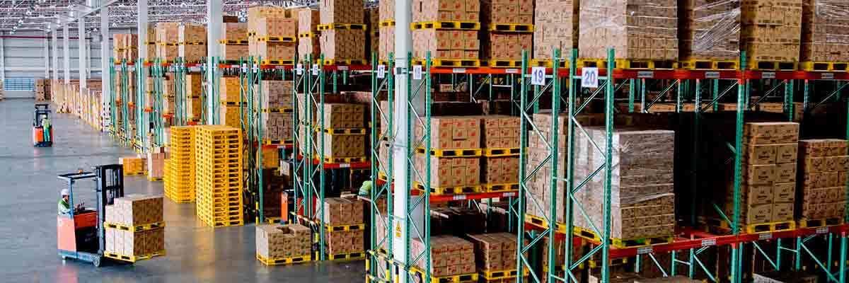 Third Party Logistics Warehouse Facility